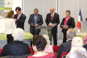 67 salariés APAMAD sont récompensés pour leur travail dans les services à la personne