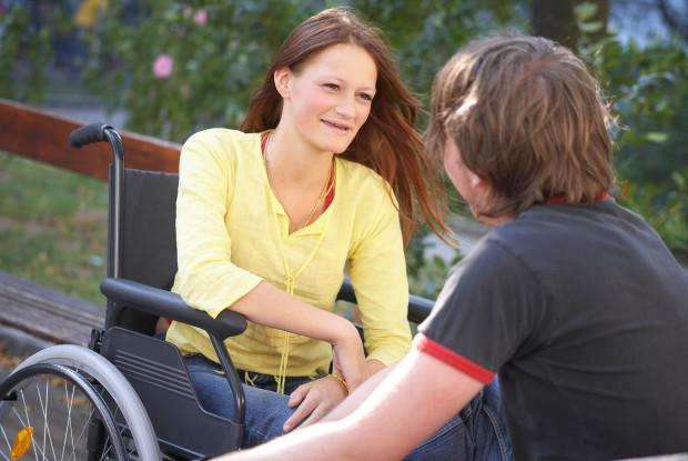 Visuel - Vivez comme tout le monde, au-delà du handicap