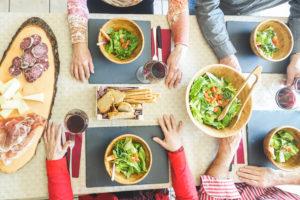 L'importance d'une alimentation saine chez les personnes âgées
