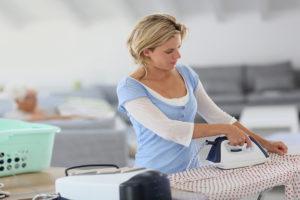 le métier d'aide ménagère