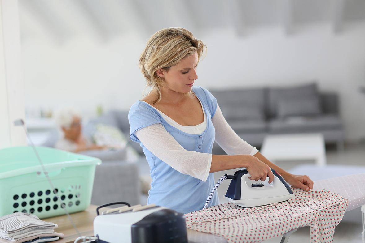 aide ménagère à domicile - APAMAD