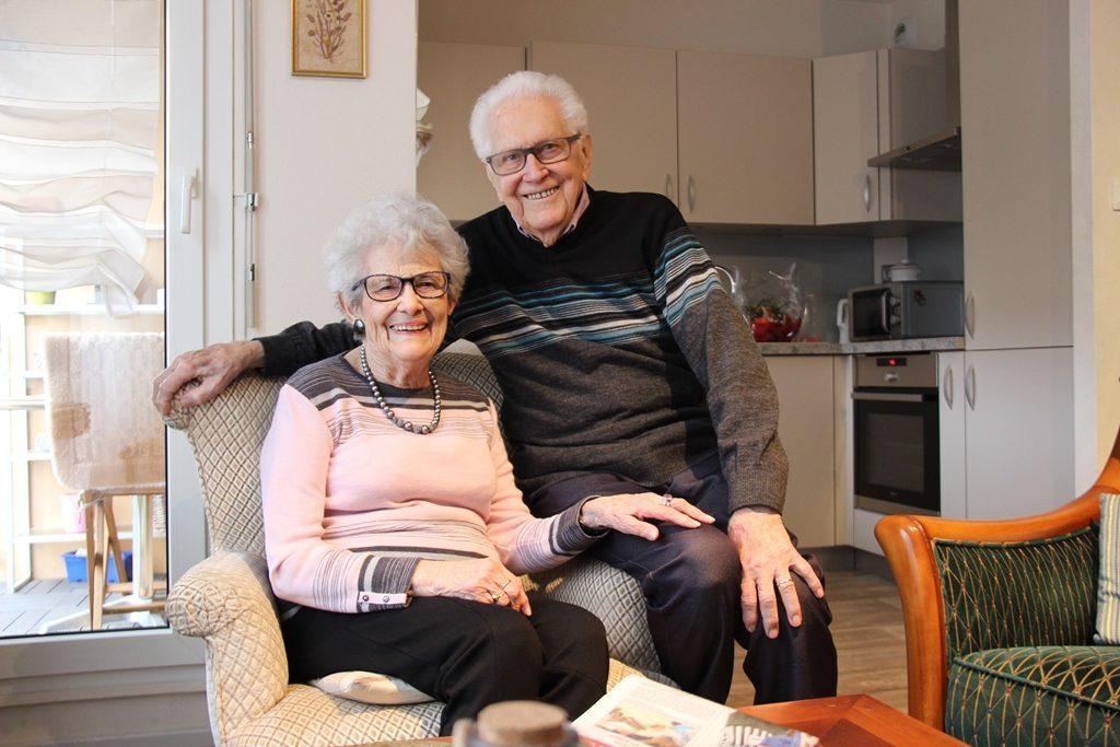 Saint-valentin - seniors