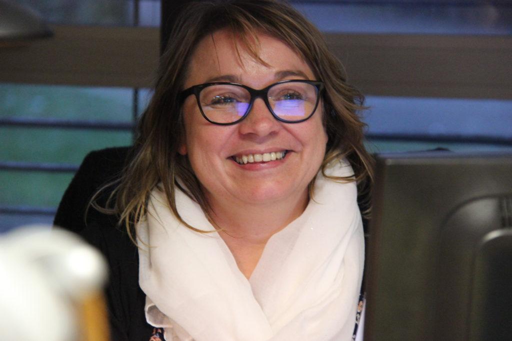 Portrait responsable de secteur service handicap Mulhouse